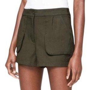 Lululemon This Instant Shorts dark olive casual everyday shorts size 4